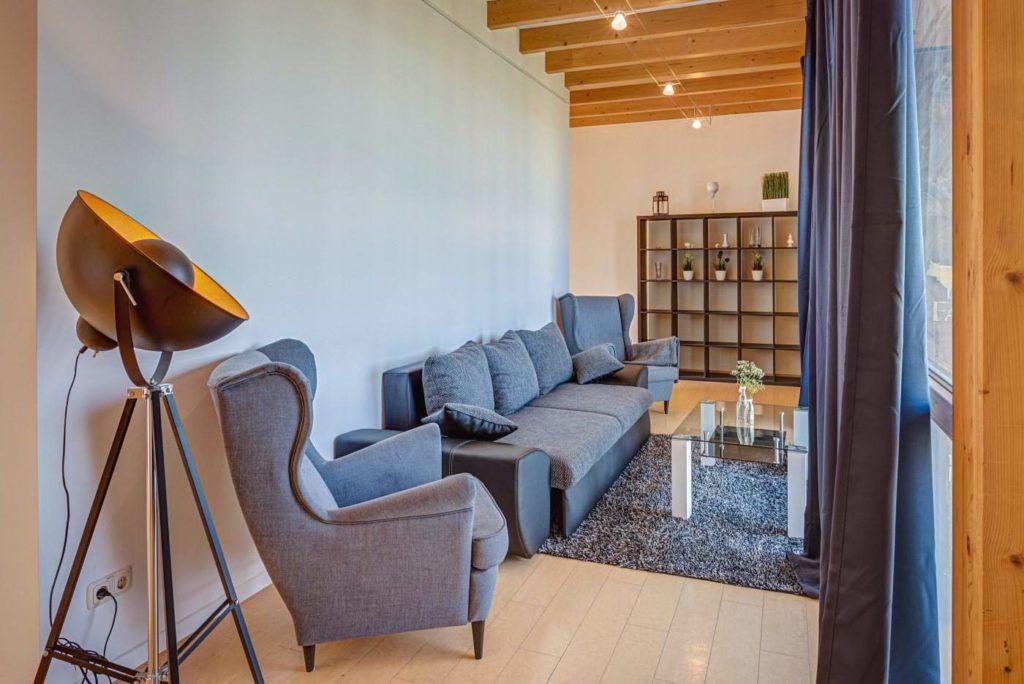 Sitzecke Sofa